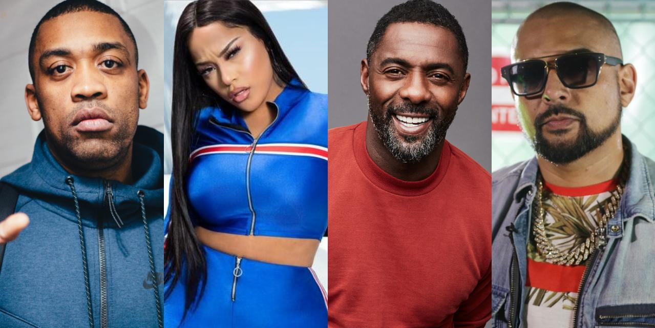 Wiley + Sean Paul + Stefflon Don + Idris Elba - Boasty | Music Video