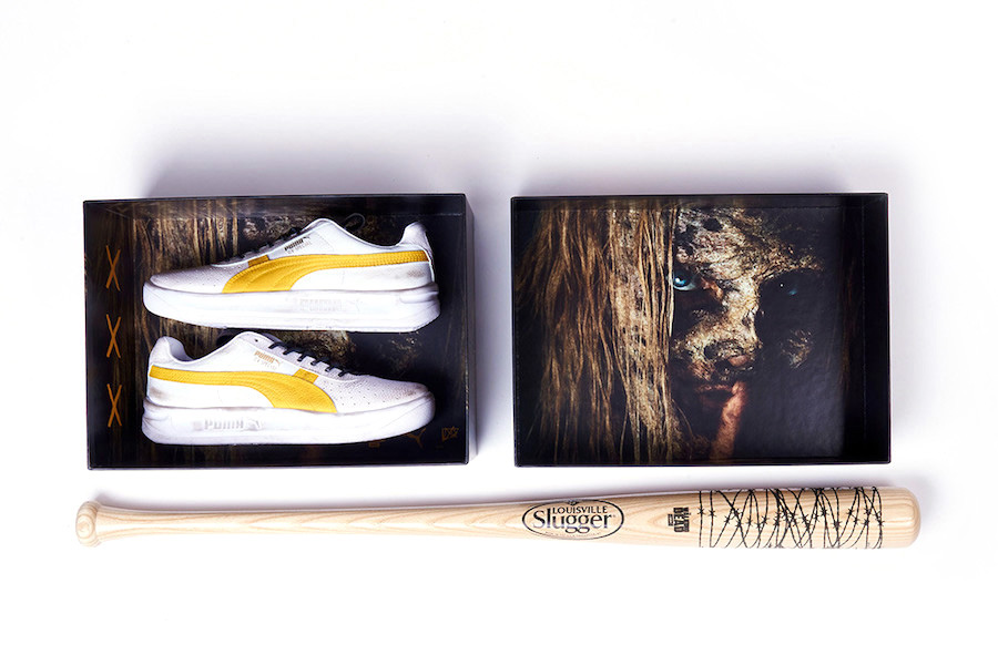 The Walking Dead Puma Create A Special Collection For The