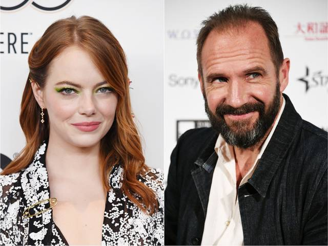 Emma Stone & Ralph Fiennes Set To Star In Alexander Payne's 'The