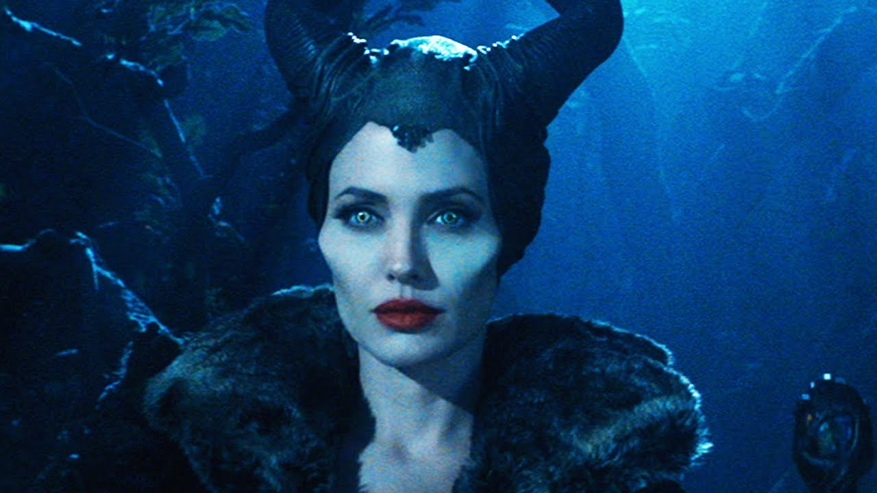 Angelina Jolie Is The Perfect Villain In New Maleficent