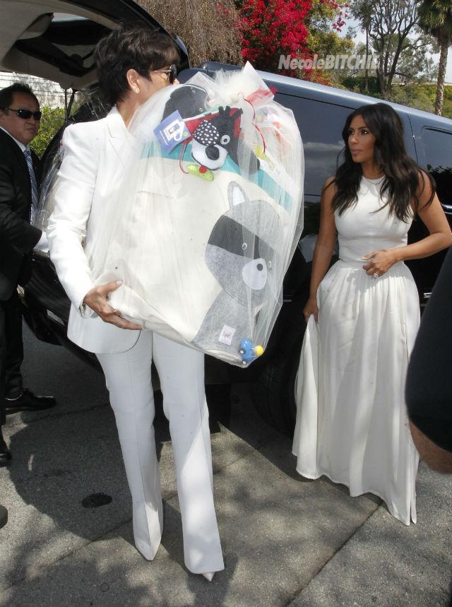 Ciara Celebrates Baby Shower With Lala Amp Kim Kardashian