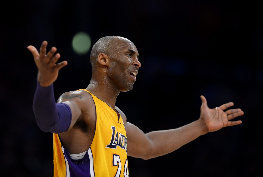 sports shoes d884c 667e8 New Kobe Bryant Documentary To Air On Showtime   TV News ...