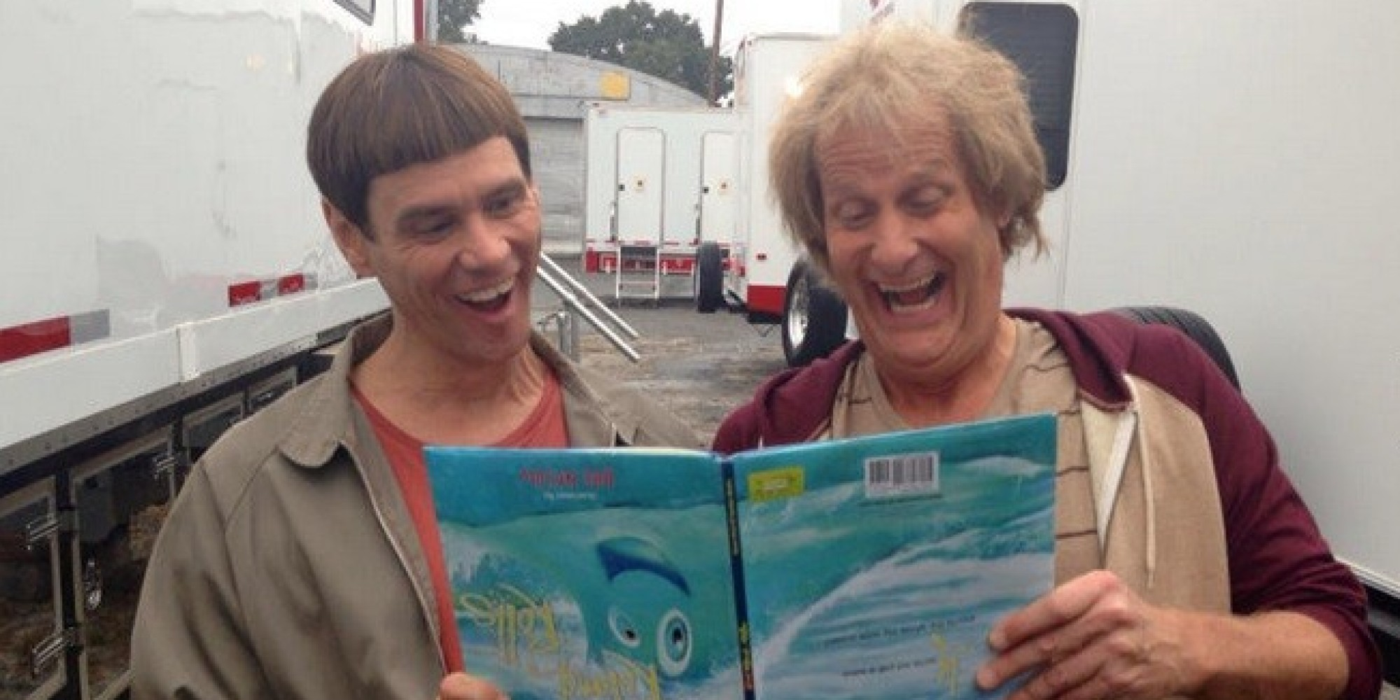 Jim Carrey & Jeff Daniels To Premiere 'Dumb and Dumber To