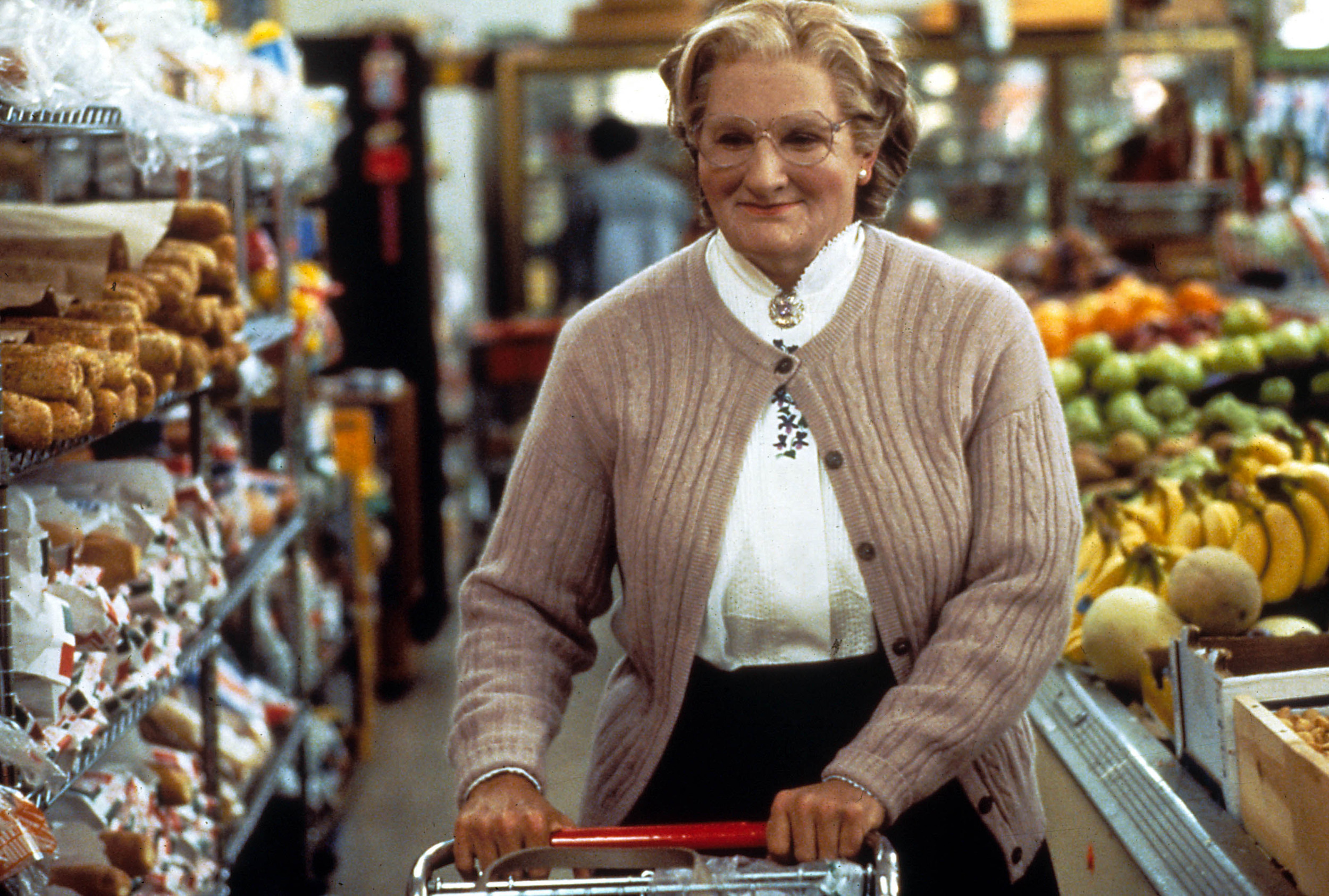 Mrs Doubtfire Musical In The Works Film News Conversations About Her