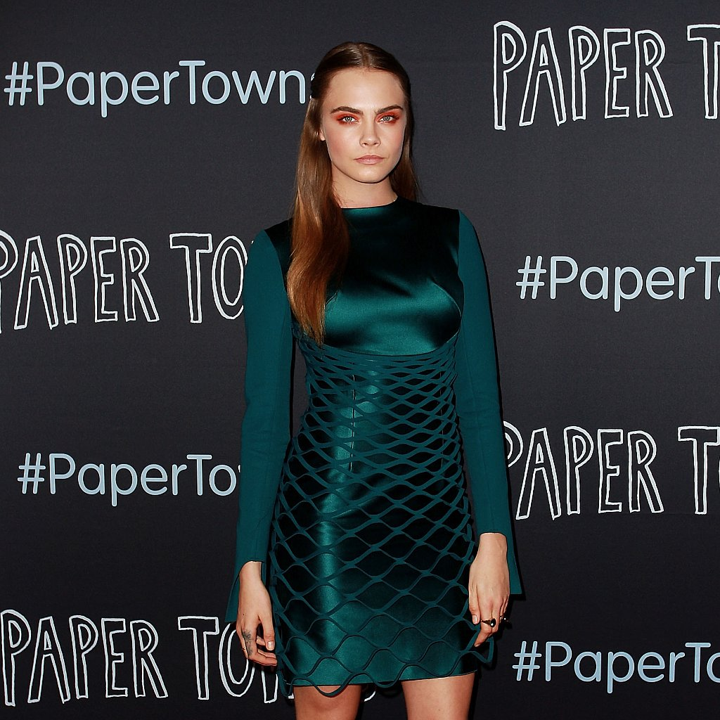 Cara Delevingne Is Walking Off The Catwalk And Heading To