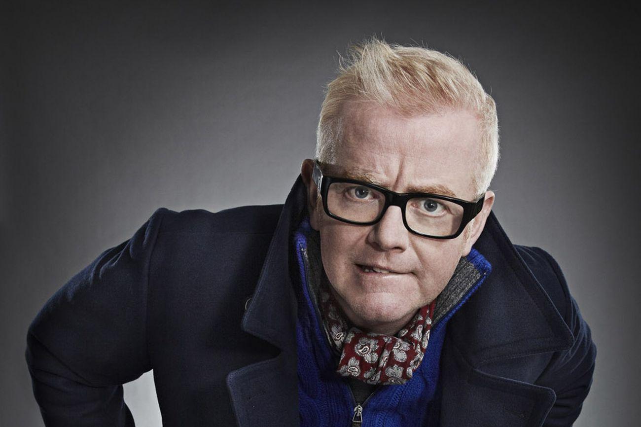 New-Top-Gear-Host-Chris-Evans-Photo