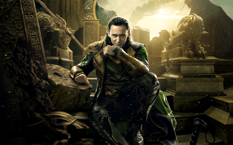 Loki The Dark World