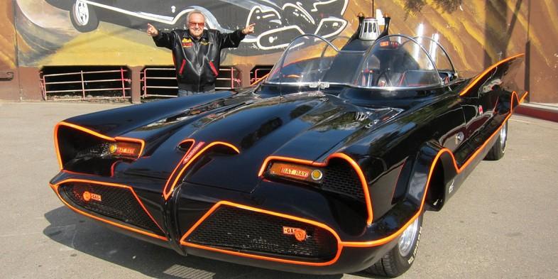 George-Barris-1966-Batmobile