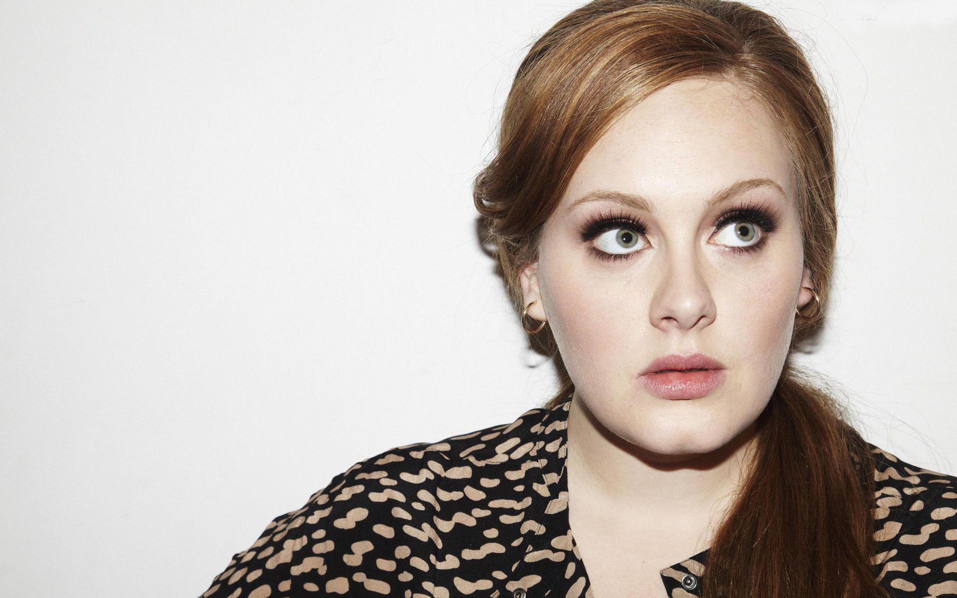 Adele Wallpaper @ go4celebrity.com