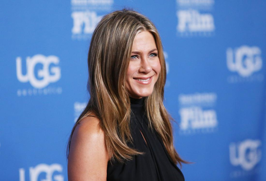 30th Santa Barbara International Film Festival - Montecito Award - Jennifer Aniston