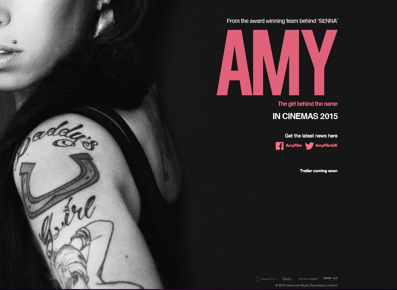 Amy' & 'Senna' Archive Producers Launch Production Company ...