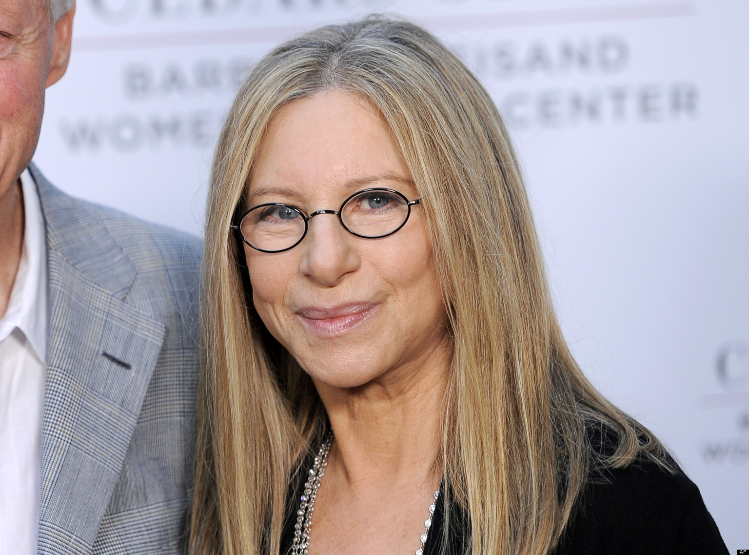 """FILE - In this June 14, 2012 file photo, Barbra Streisand arrives at the dedication of the Barbra Streisand Women's Heart Center in the Cedars-Sinai Heart Institute at her home in Malibu, Calif. Streisand's latest album, """"Release Me,"""" is a collection of songs she recorded in the 1960s, '70s and '80s, and will be released on Tuesday, Oct. 2, 2012. (Photo by Chris Pizzello/Invision/AP, File)"""
