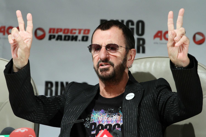 Ringo Starr Peace