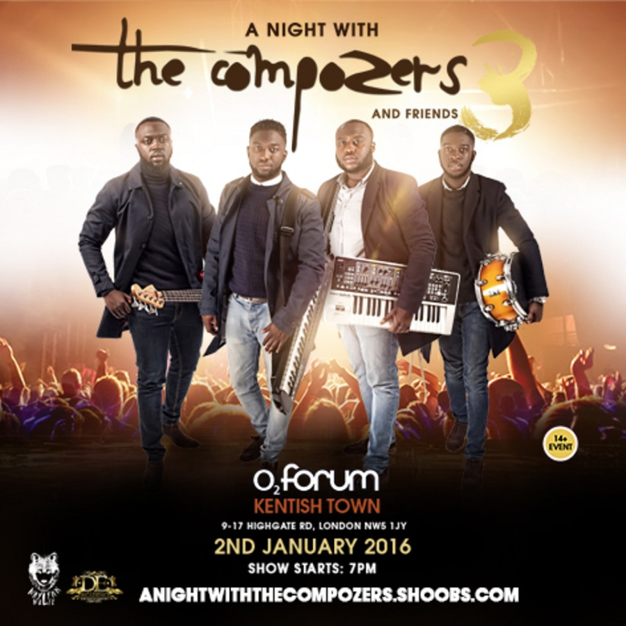 The Compozers 3