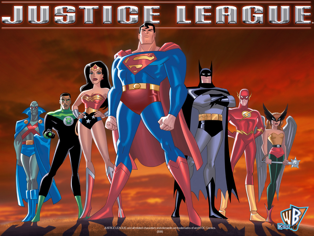 Cartoon Network Commissions Animated 'Justice League' Series | TV ...