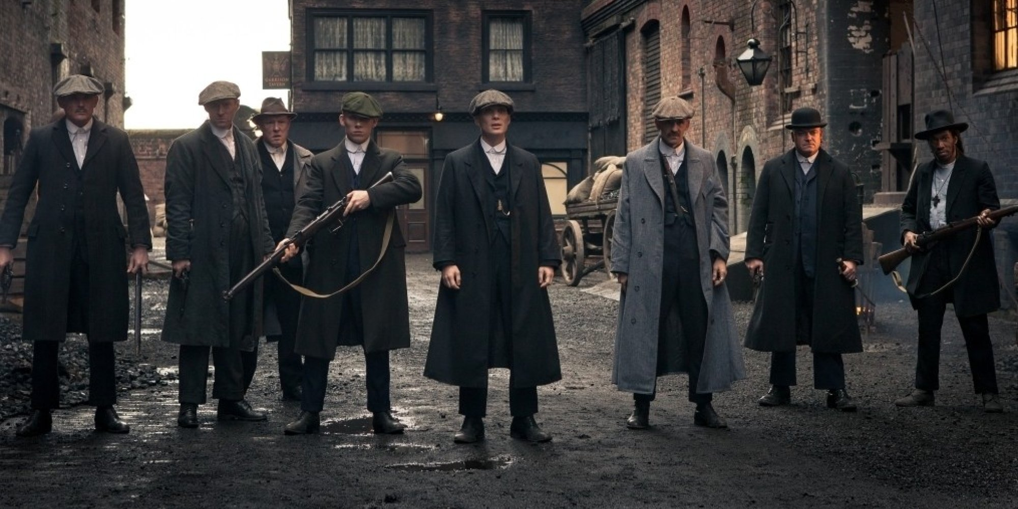 All You Need To Know About Series Three Of 'Peaky Blinders' | TV News - Conversations About Her
