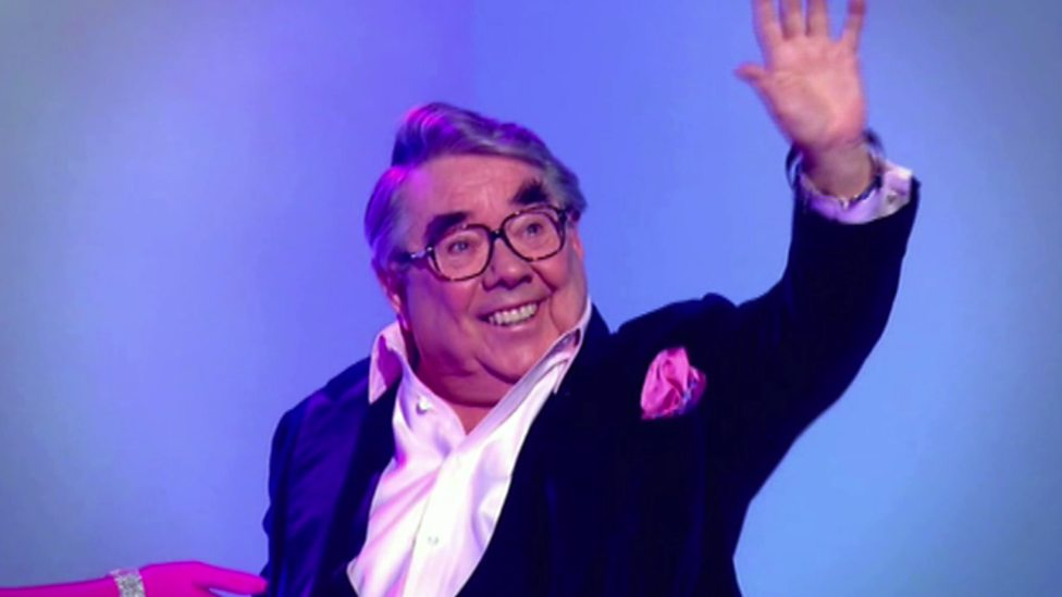 Ronnie Corbett, TV Legend, Dies today at the age of 85