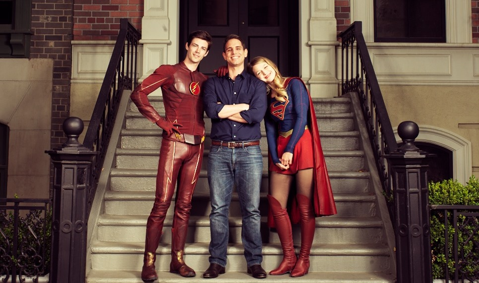 Supergirl' and 'Flash' Will Have A Race In Crossover Episode