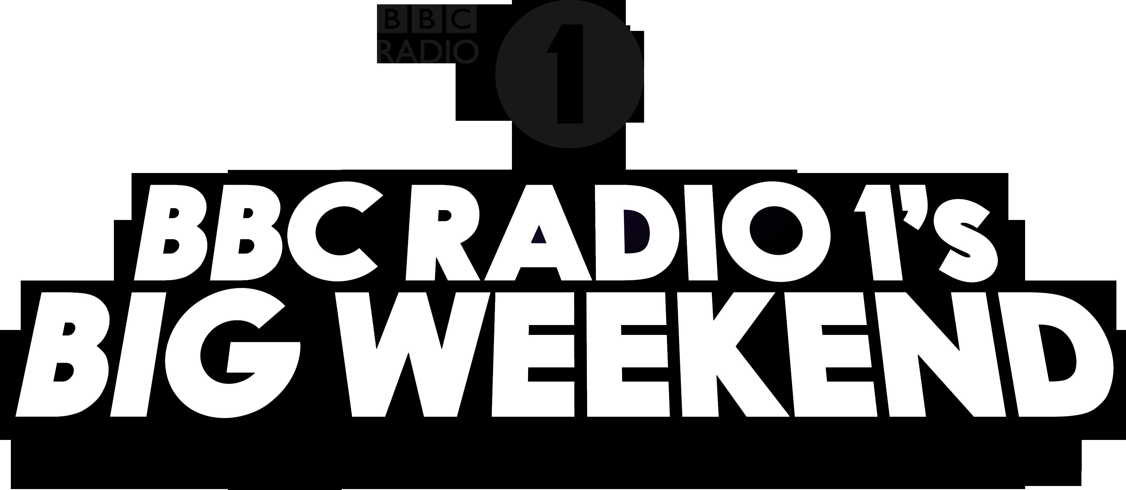 BBC-Radio-1s-Big-Weekend-logo