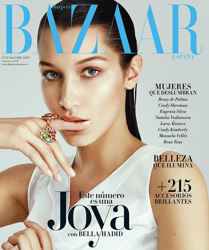 Bella-Hadid-Harpers-Bazaar-Spain-April-2016-Cover-Photoshoot01