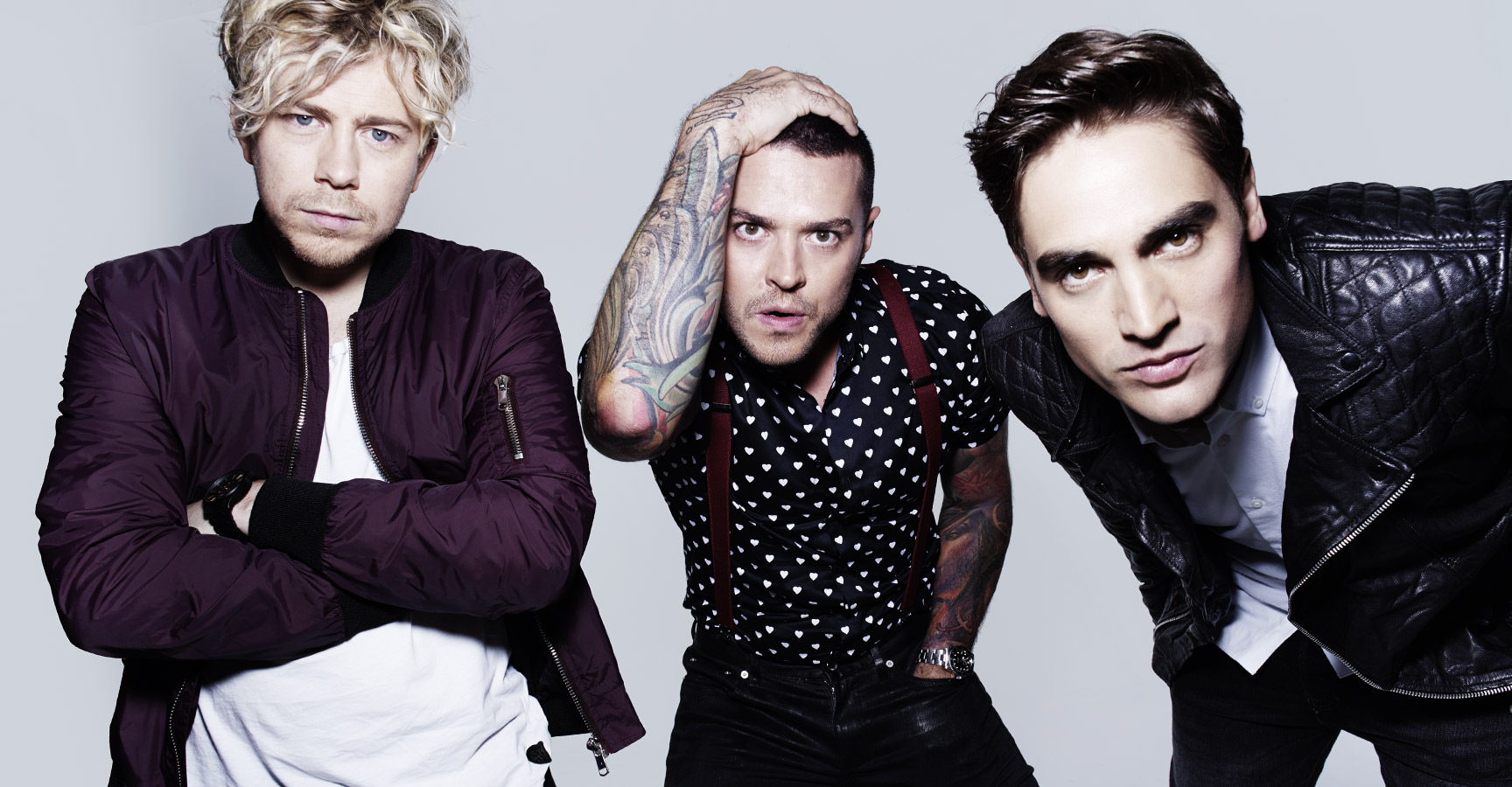 Busted 05.04.2016ANDREW