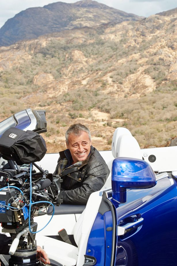 Matt-LeBlanc-with-a-new-Rolls-Royce-Dawn-during-filming-for-the-new-series-of-Top-Gear