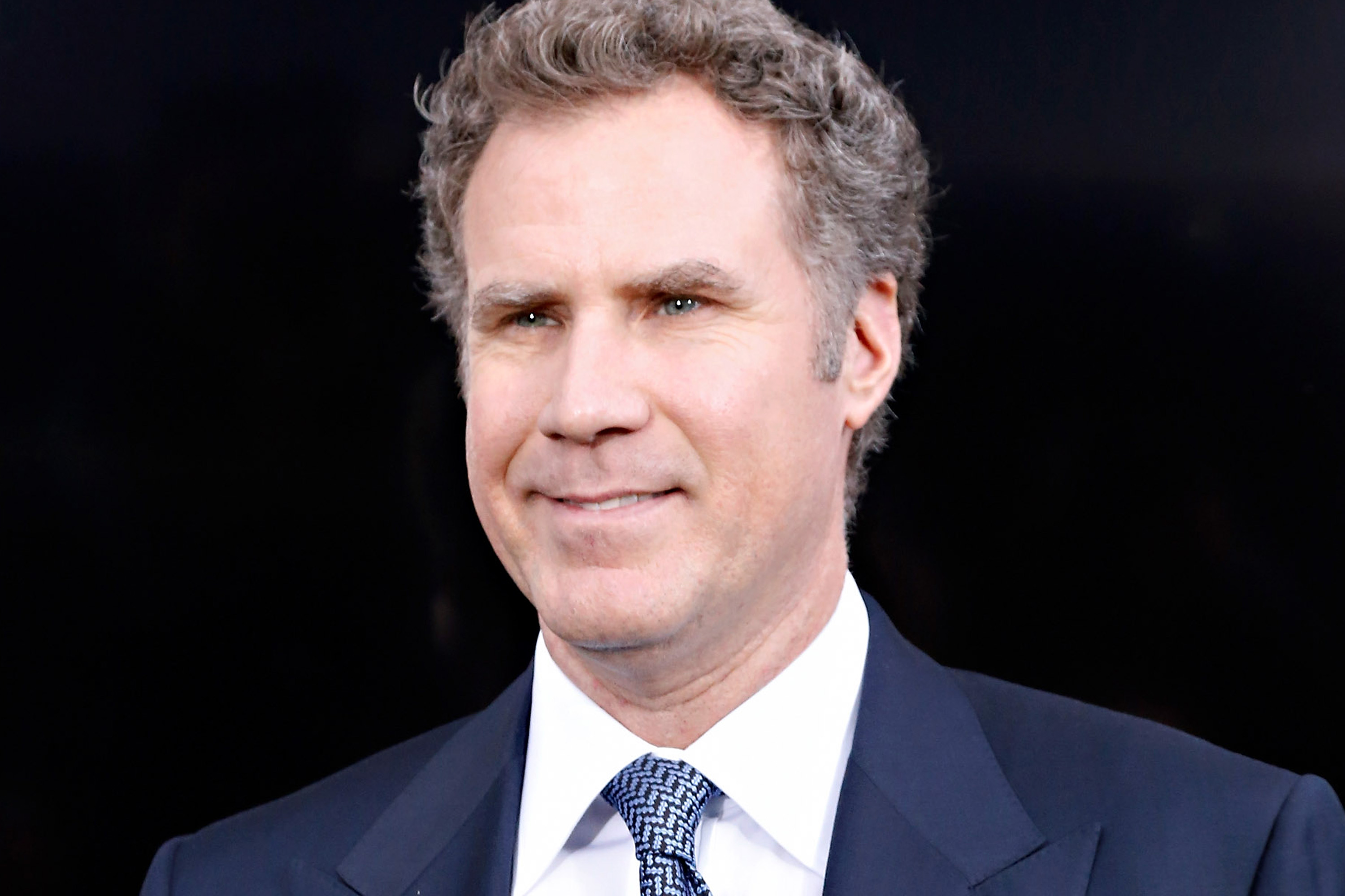 "NEW YORK, NY - DECEMBER 15:  Actor Will Ferrell attends the ""Anchorman 2: The Legend Continues"" premiere, sponsored by Buffalo David Bitton, on December 15, 2013 in New York City.  (Photo by Cindy Ord/Getty Images for Buffalo David Bitton)"