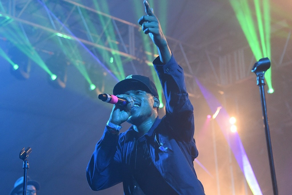 Chance The Rapper 10.05.2016ANDREW