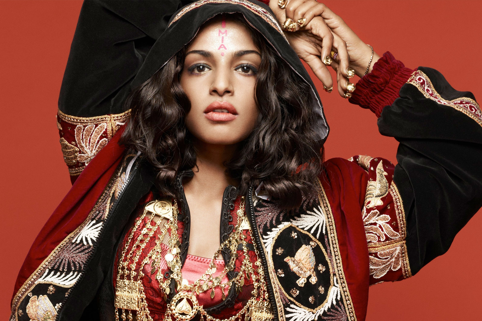 M.I.A 02.06.2016ANDREW