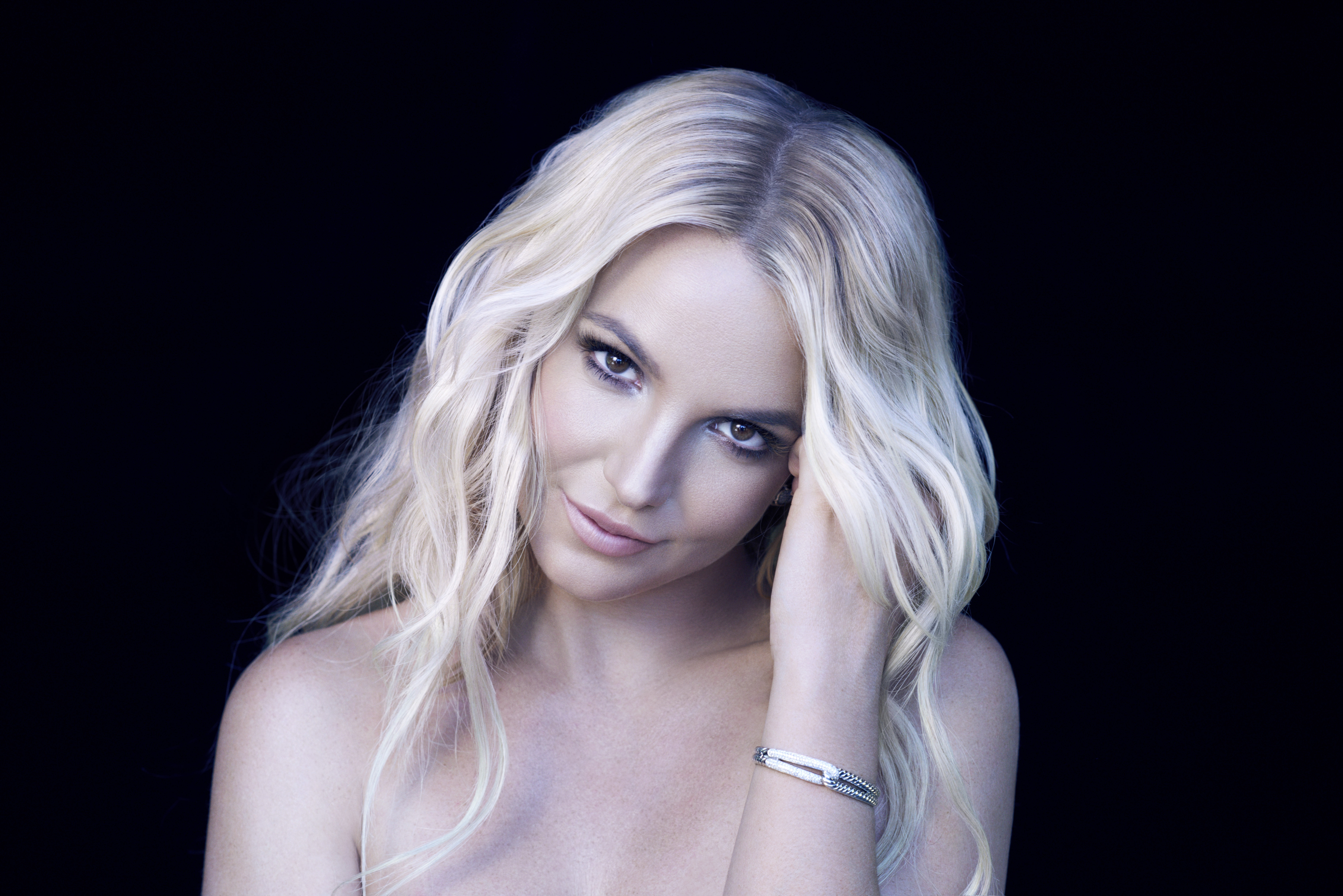"UNSPECIFIED LOCATION - UNSPECIFIED DATE:  In this handout photo provided by NBCUniversal, Britney Spears is pictured.  Spears is the subject of the documentary ""I Am Britney Jean"" which details her personal and professional life.  (Photo by Michelangelo Di Battista/Sony/RCA via Getty Images)"