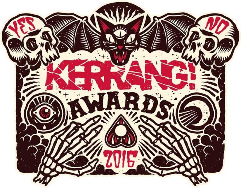 kerrang awards logo 2016