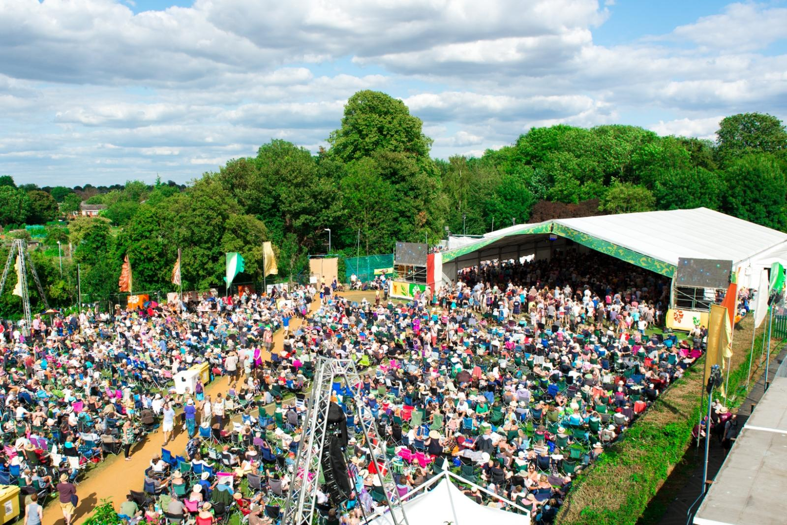 Cambridge Folk Festival 19.07.2016ANDREW
