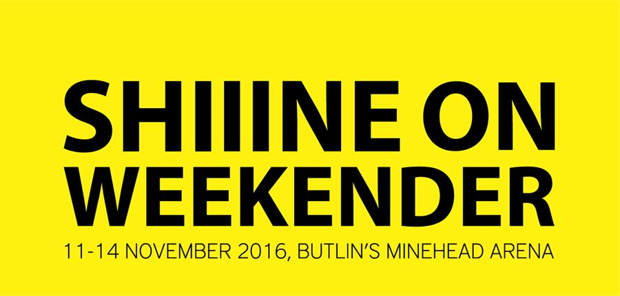 Shiiine On Weekender 02.08.2016ANDREW