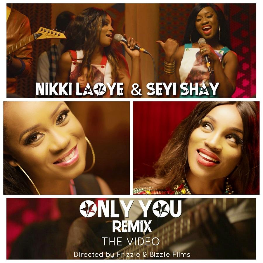 nikki-laoye-seyi-shay-only-you-video-artwork