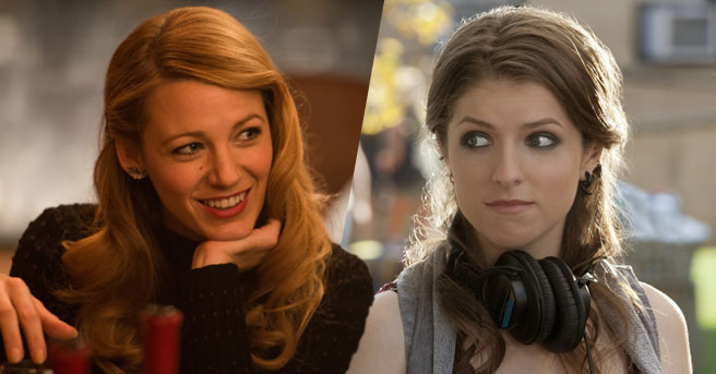 Anna Kendrick Blake Lively Set To Star In Paul Feigs A