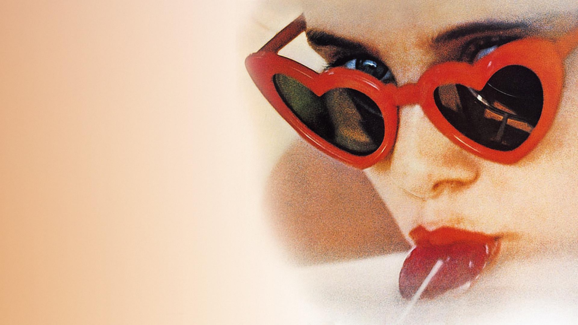 Lolita Style Heart Shaped Sunglasses Summer Trend