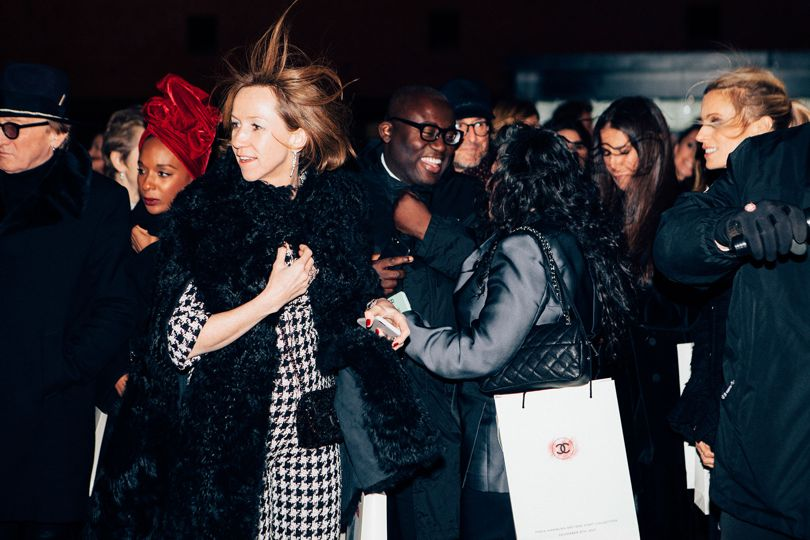 Chanel S Annual Metiers D Art Brings Out Hamburg S Fashion Style Fashion News Conversations About Her