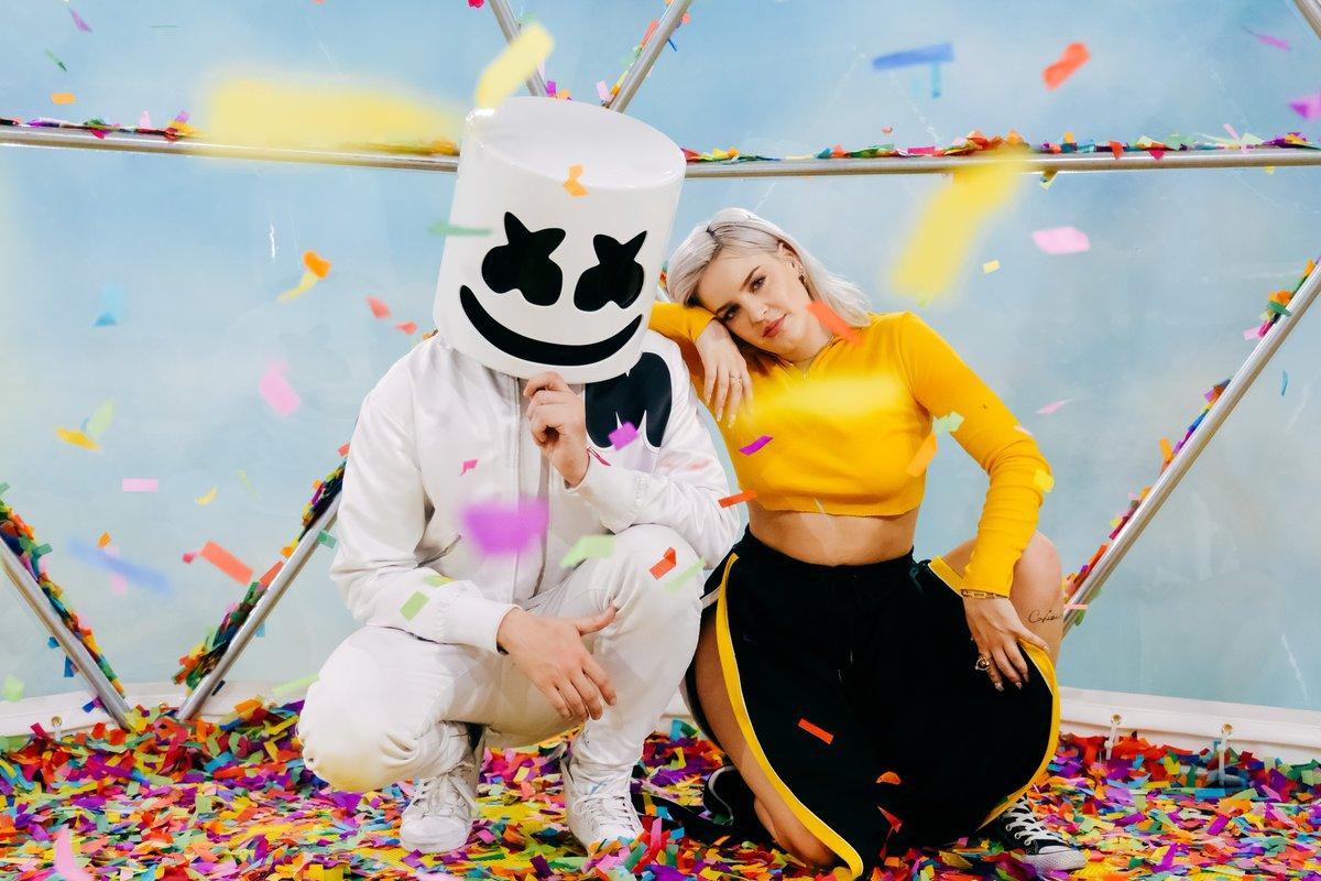 Marshmello + Anne-Marie - Friends   New Music