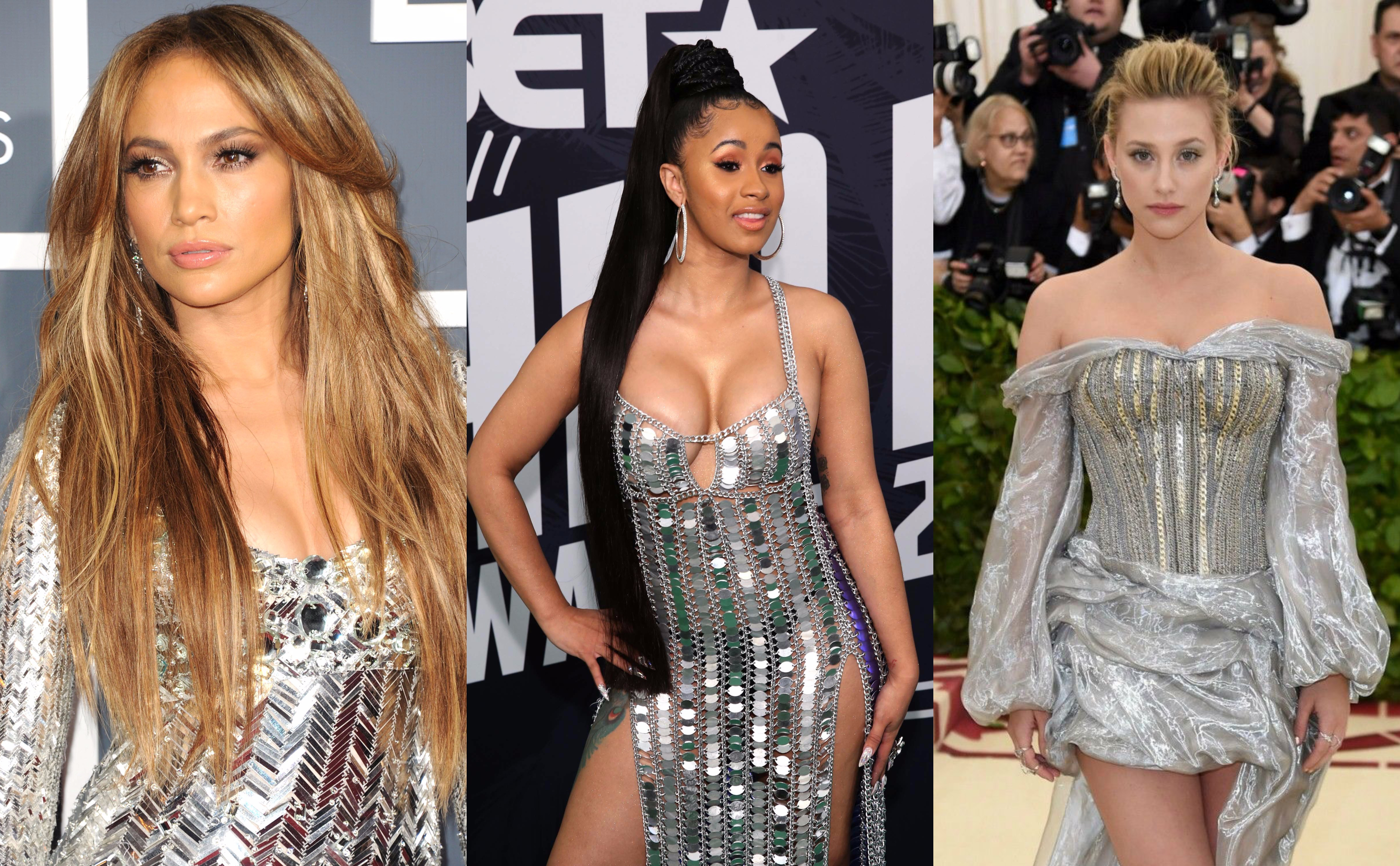 Cardi B Lili Reinhart And More Join Jennifer Lopez In