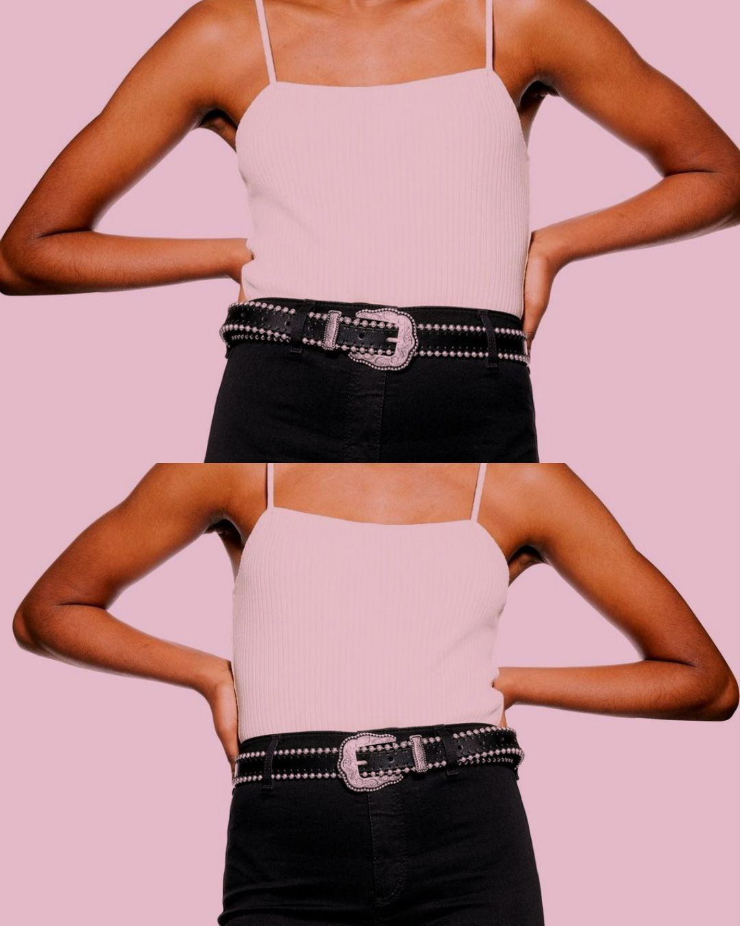 Topshop Launched Its Popular Joni Jeans With Belt Loops