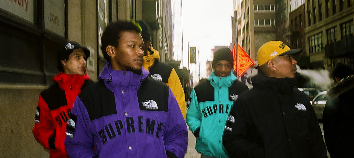 Supreme & The North Face Unveil New Spring/Summer 2019 Collection | Fashion News