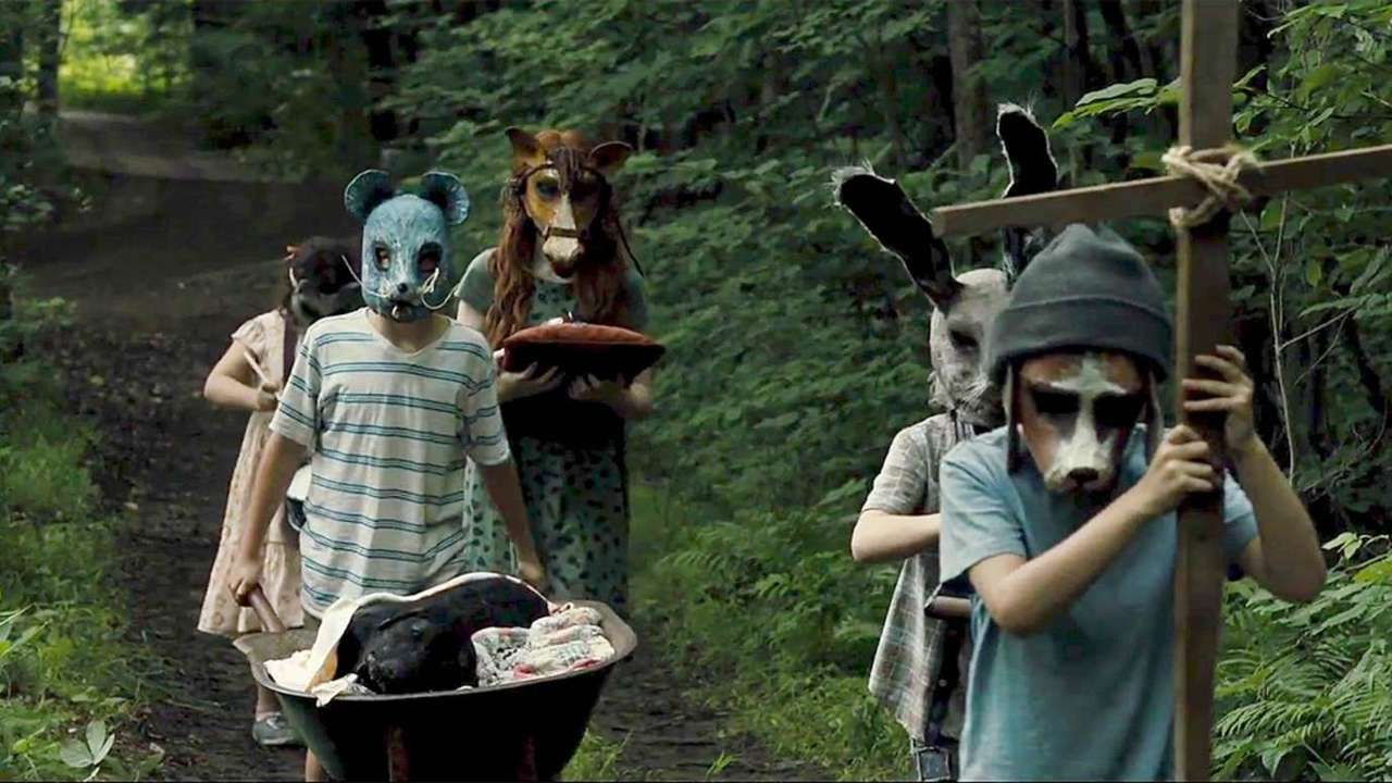 m.a.s.k movie 2019 trailer The Full Trailer Of The Steven King Adaptation Pet Sematary