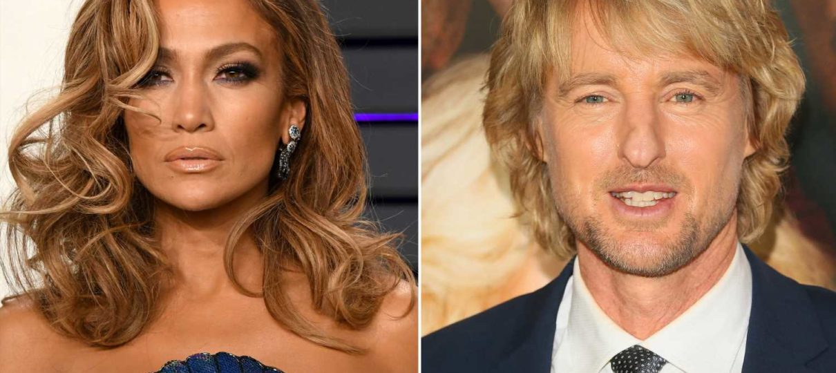 Jennifer Lopez & Owen Wilson To Star in Romantic Comedy 'Marry Me' | Film News
