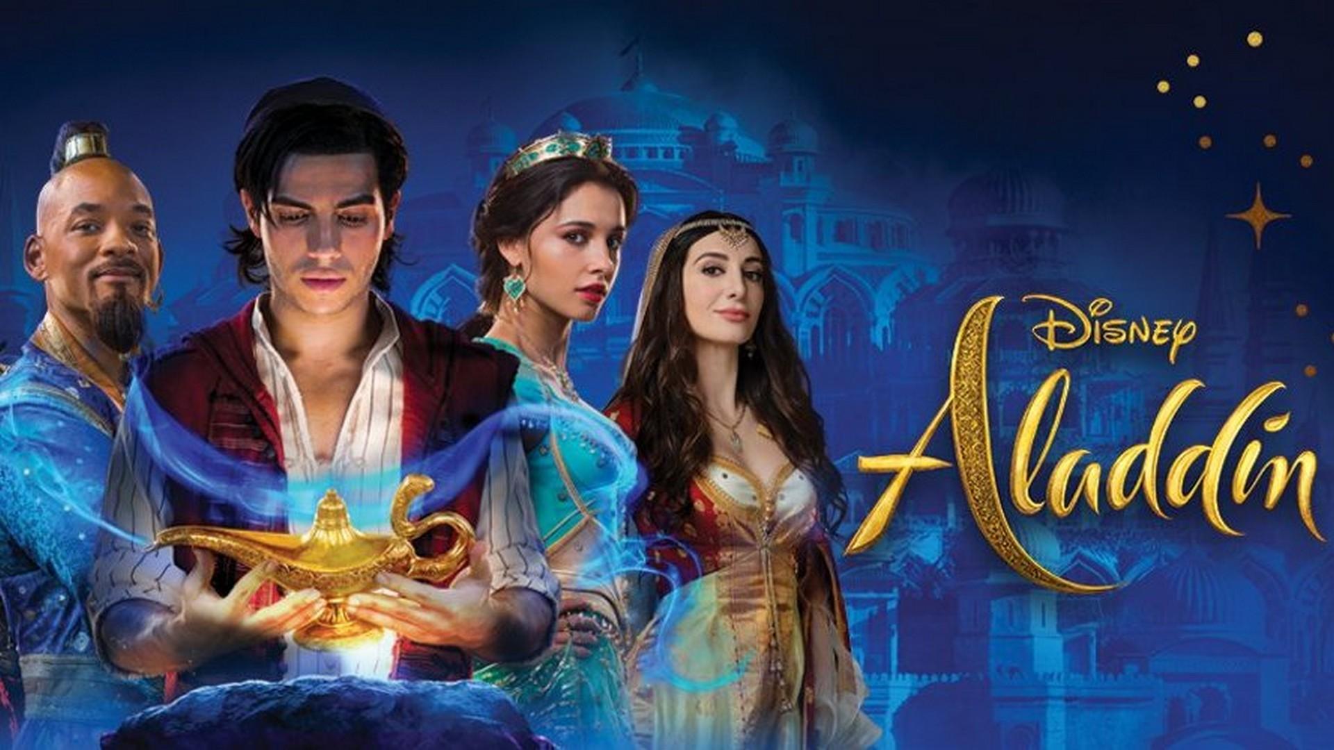 Disney Aladdin Poster 2019
