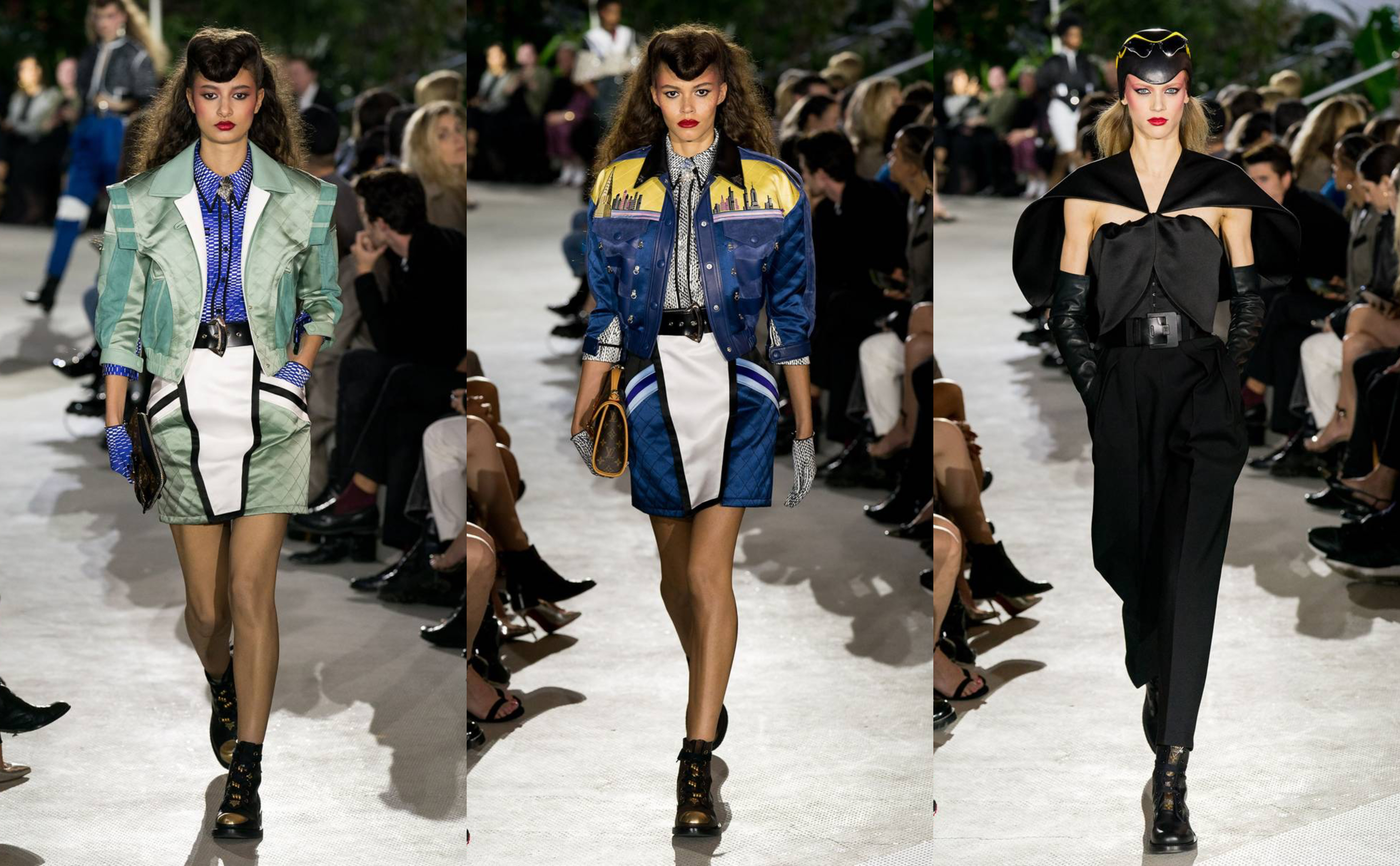d2f477b848 The Best Looks From Louis Vuitton Cruise 2020 Inspired By New York ...