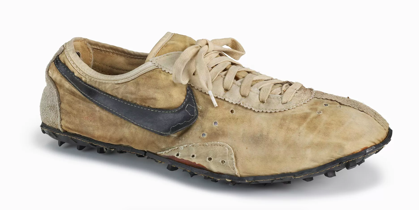 Nike 1972 Moon Shoes Sell For $437,500