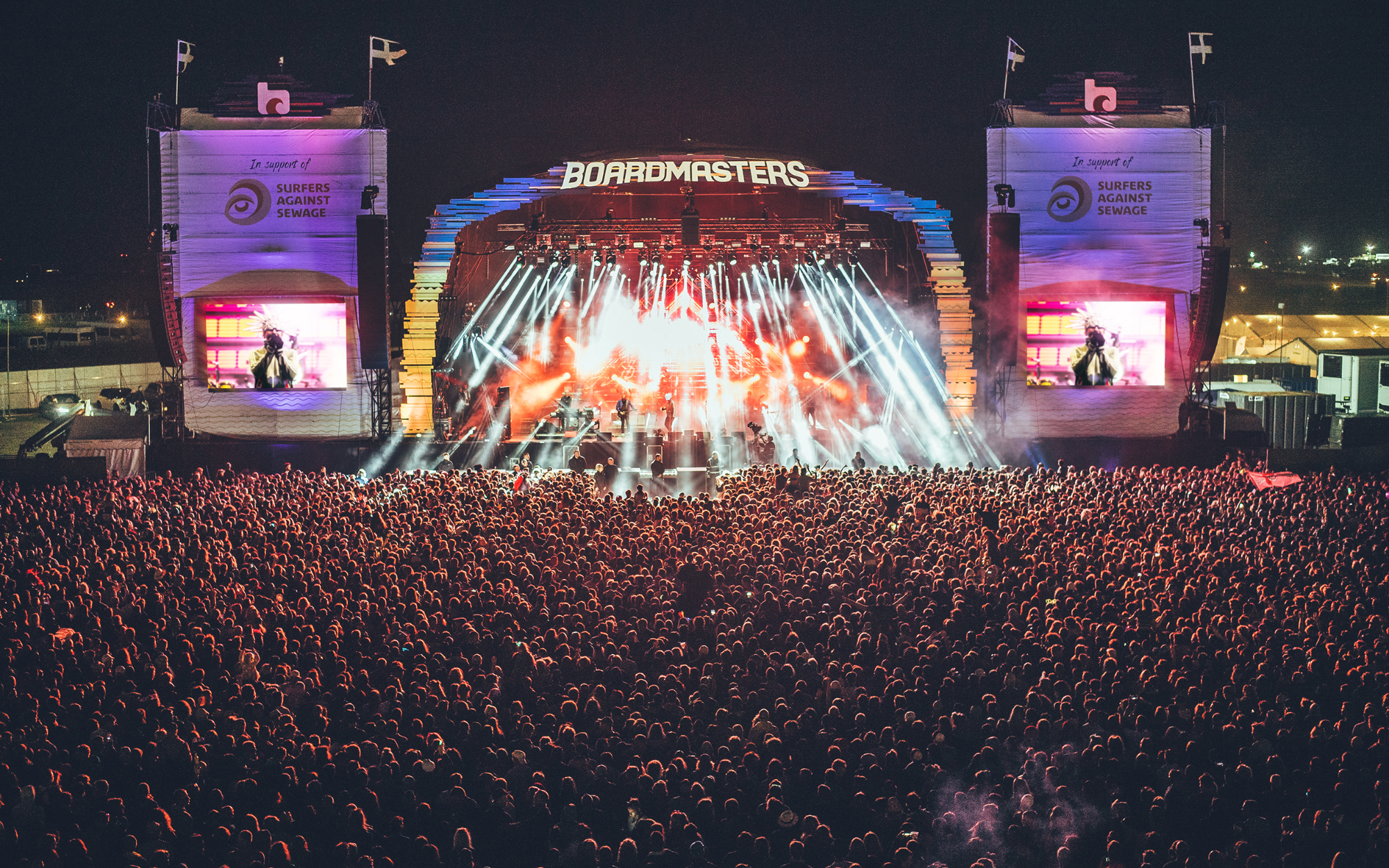 Boardmasters Festival Cancelled Last Minute After Severe Weather Warnings | Music News - Conversations About Her