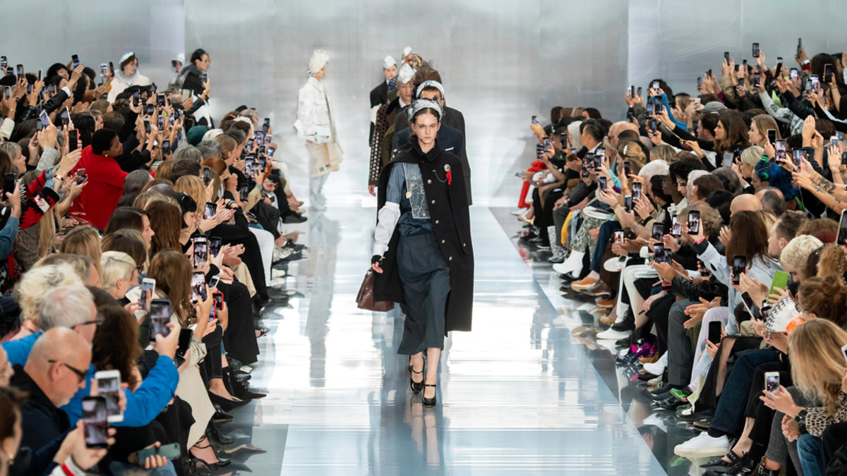 John Galliano Takes Inspiration From Activism And History For New Maison Margiela Collection Fashion Conversations About Her